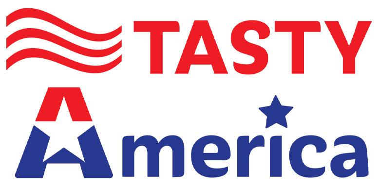 Tasty America logotyp