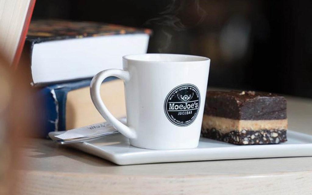Kaffekopp från Moe Joes